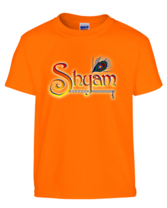 Shyam Round Neck T Shirt