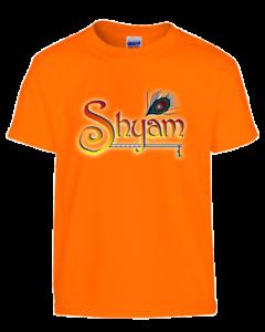 Shyam Round Neck T Shirt