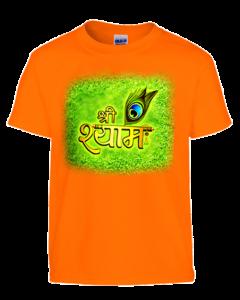 Shyam Mor Pankh T shirt